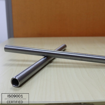 Cold rolled and drawn chrome carbon steel seamless tube st37.4