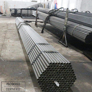 Astm A36 Seamless Carbon Black Steel Asian Tube Pipe Price List for Cylinder