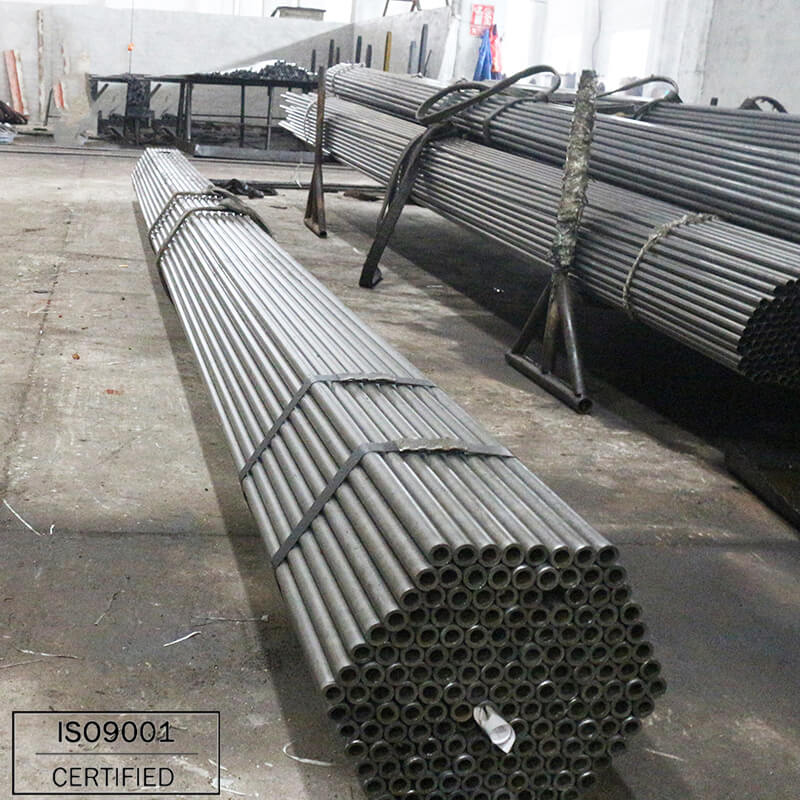 Cold drawn carbon seamless steel tube for automotive spare parts
