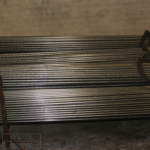 free asian seamless round cold drawn steel tube for hydraulic system
