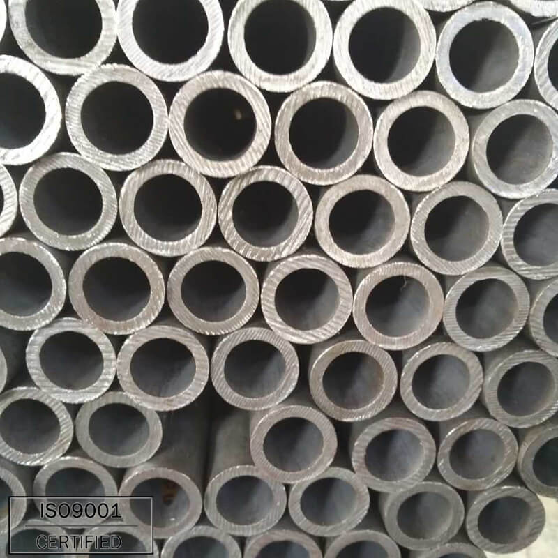 carbon St37.4 cold rolled steel pipe seamless tube for construction material