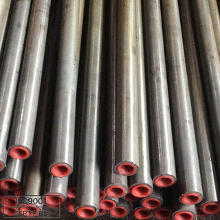 AISI4130 round cold drawn round precision seamless steel tube for hydraulic cylinder