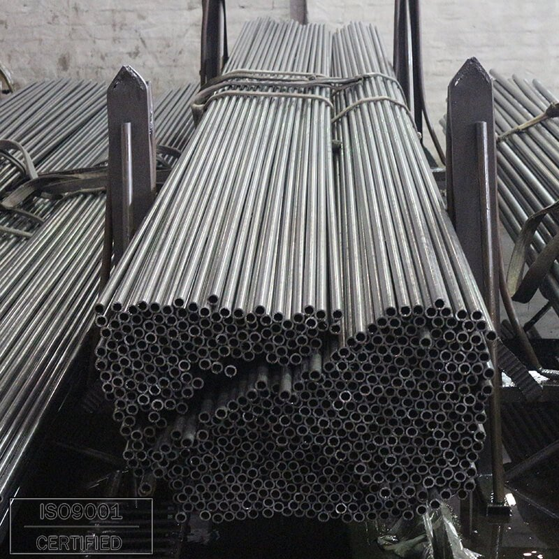 ASTM 1020 Low Carbon Seamless Steel Tubes for Automotive Spare Parts